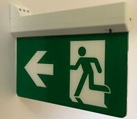 LED Emergency Exit Sign Wall Mounted