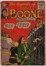 Dick Giordano Pedigree Collection Personal Copy Legends of Daniel Boone #6 1956