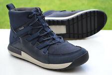 Clarks Mens Sporty Boots PICKFORD HI GTX Navy Combi UK 7.5 / 41.5