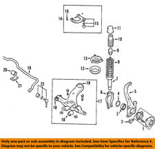 HYUNDAI OEM 06-10 Sonata Front Suspension-Lower Ball Joint 517603K000