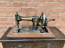 Vintage Nelson 70 Hand Crank Sewing Machine - Ship Display, Interior Design