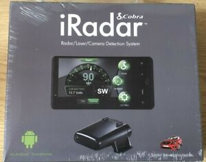 SNOOPER iRadar SR125R EU UK GPS Radar Laser Speed Camera Trap Detector - Android