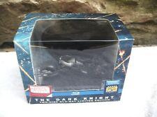 BATMAN THE DARK KNIGHT 2-DISC BLU RAY LIMITED EDITION BOX SET WITH BAT POD