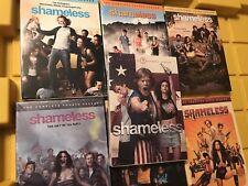 Shameless Seasons 1-8 DVD - Used Once