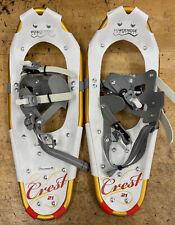 PowdeRidge CREST 21 8x21 Aluminum SNOWSHOES Powder Ridge snow shoes