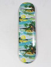 $240 A BATHING APE x UNDEFEATED Island Blue Skateboard Deck Bape