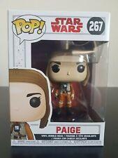 Star Wars Funko Pop - Paige - The Last Jedi - No. 267