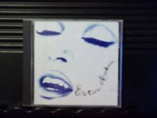 Erotica Madonna CD, Like New