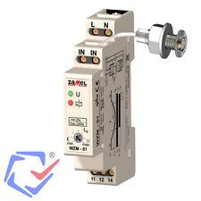 Dämmerungsschalter WZM-01/SOH Zamel Dämmerungssensor DIN Verteilereinbau
