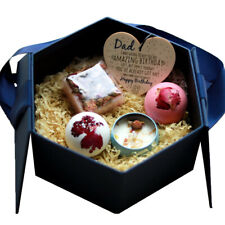 Scented Aromatherapy Candle Natural Soap Bath Bomb Gift Box Set
