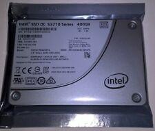 NEW 400GB Intel SSD DC S3710 HET MLC High Endurance Technology SSDSC2BA400G401