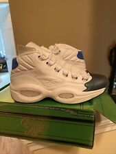 Reebok Question Mid X Curren$y Jet Life Size 9  Currency Sneaker