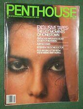 Penthouse May 1981 POM Cody Carmack Lisa Capuano Dr Landrum Shettles interview