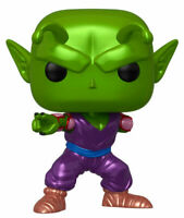 Funko Pop! Animation: Dragon Ball Z - Piccolo (Metallic) Vinyl Figure (FYE...