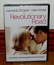 REVOLUTIONARY ROAD - DVD - NUEVO - PRECINTADO - DRAMA - LEONARDO DICAPRIO