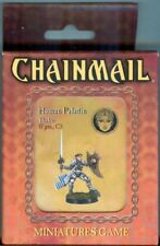 CHAINMAIL HUMAN PALADIN THALOS 17 PTS. C5 D&D MINIATURES GAME  FACTORY SEALED