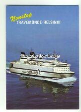 FE0494 - FinnJet Silja Line Ferry - Finnjet , built 1977 - postcard