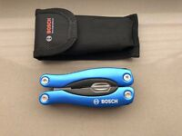 Bosch Hand Multi Toll Pocket Size with Case