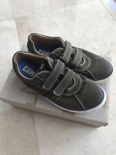 Boys Camper Green Shoes Size 36