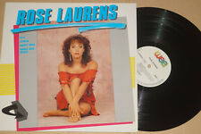 Rose Laurens -s/t- LP Wea (24-0218-1)