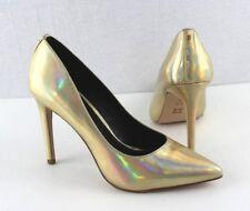 805bc777b222c BCBGeneration womens shoes heels pumps classic gold size 6.5 B