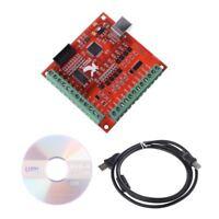 2018 CNC USB MACH3 100Khz Breakout  4 Axis Interface Driver Motion Controller