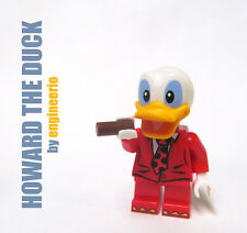 LEGO Custom - Howard the Duck - Super heroes Marvel mini figure batman superman