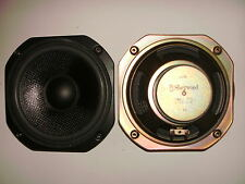"One pair of 8"" Carbon Fibre  Sherwood Woofers..."