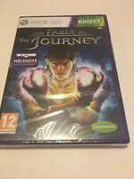 🤩 xbox 360 neuf blister  officiel pal fr fable the journey kinect jeu aventure