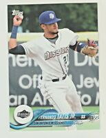 2018 Topps Pro Debut #55 FERNANDO TATIS JR RC Rookie Padres QTY AVAILABLE