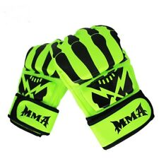 Fighting Tiger Muay Thai Mma Boxing Sports Leather Gloves Sanda Pads Fight Box