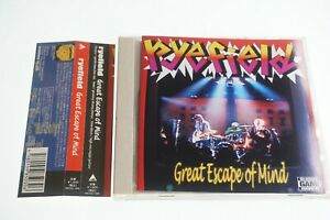 RYEFIELD GREAT ESCAPE OF MIND NBCDG-1009 JAPAN CD OBI A14569