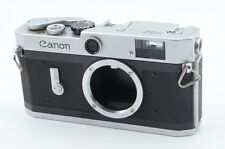 Canon P 35mm Rangefinder Camera from Japan[EXCELLENT++](836)