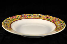 "1 Dz New Melamine LCP03070D 7"" Round Salad or Soup Plate Dynasty pattern"