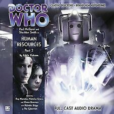 Paul McGann 8th DOCTOR WHO Series #1.8 HUMAN RESOURCES - Big Finish Part 2