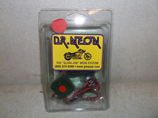 """Dr Neon 'Glow Job' Red LED """"Lazer Fusion"""" Single Module Kit for Motorcycles"""