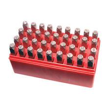 """K Tool 73400 Number & Letter Stamp Set 3/16"""""""
