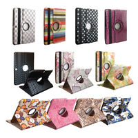 "360 Rotating Leather Cover Case Stand for 10.1"" Samsung Galaxy Tab 3 P5200/P5210"