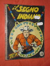 TEX GIGANTE LIRE 200 COPERTINA N° 11- DEL 1965 AUT-2926 NO SPILLATO 3 TRE stelle