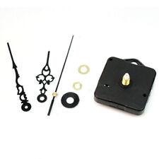 Hands Diy Wall Quartz Clock Movement Mechanism Repair Tool Parts Kit Set Black
