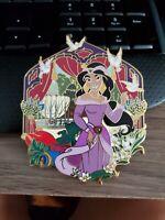 Disney Jasmine Deviant Fantasy Masterpiece Pin From Aladdin