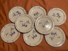 Sango Harmony (8) Side Plates - Vintage - Stone Ware - 214541 Indonesia (Duck)