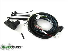 11-13 Jeep Grand Cherokee Dodge Durango TRAILER TOW WIRING HARNESS OEM NEW MOPAR