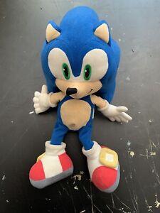 Sonic The Hedgehog Plush *RARE*