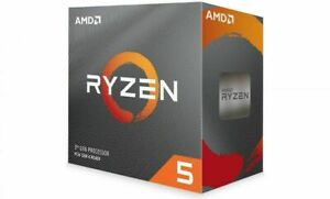 [AMD] Ryzen 5 3500X 3.6GHz 6-Core 6-Threads AM4 CPU Processor 65W ⭐Tracking⭐