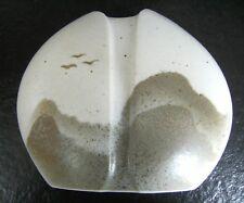 Vase lentille Yves Mohy  - Virebent éditeur - Design moderne 20ème no Ruelland