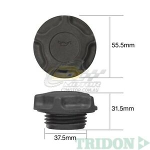 TRIDON OIL CAP FOR Toyota Echo NCP13R 02/03-10/05 4 1.5L 1NZ-FE  16V