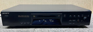 SONY MINIDISC RECORDER PLAYER MDLP MDS-JE480 with Remote Runs Well