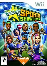 Celebrity Sports Showdown (Wii) Nintendo Wii PAL Brand New