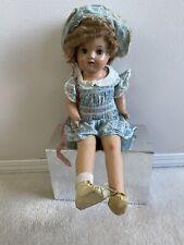 "Vintage Composition Doll 22"""
